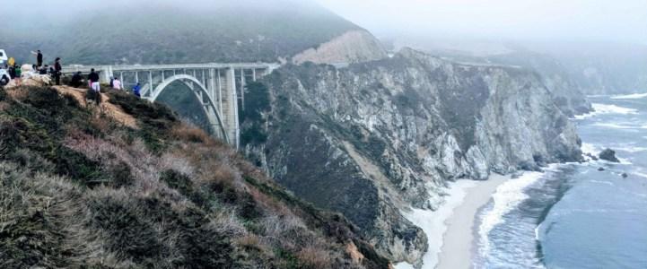 VanLife週記7:北加州旅遊California Big Sur大索爾, Monterey, Carmel