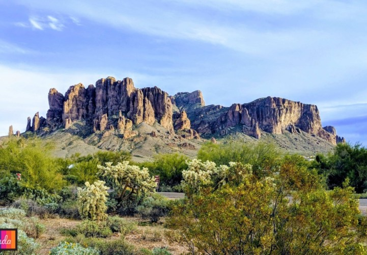 美國露營車遊記13: 亞利桑那Lost Dutchman州立公園及週邊