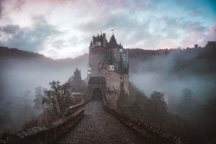 Foto van kasteel van Cederic X, unpslashfoto's