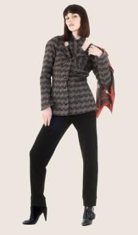 Dashing Tweed jacket