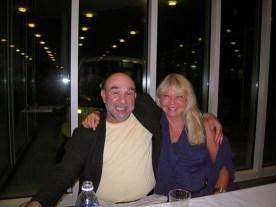 poets Philip Schultz and Carol Muske-Dukes