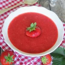Sockerfri jordgubbskräm –klicka här för recept!