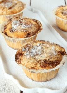 Underbara kanelbullemuffins –klicka här för recept!