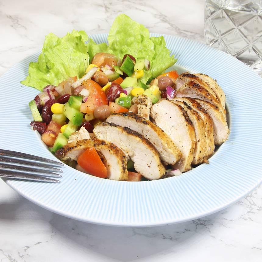 kycklingbönsallad2