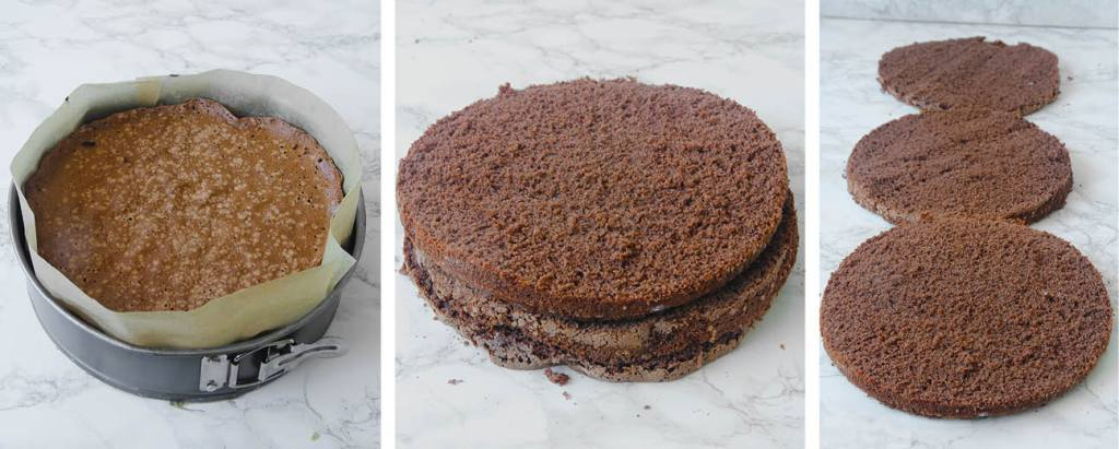 recept tårtbotten choklad