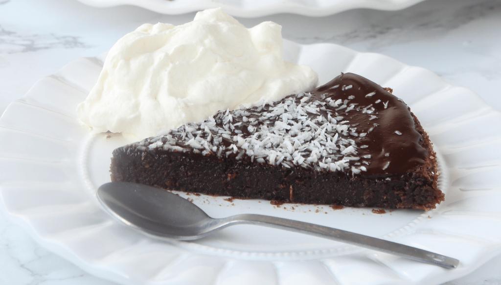 chokladfudgekladdkaka