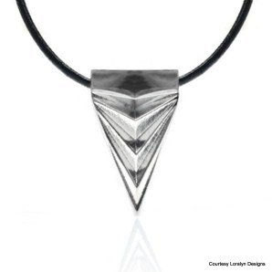 courtesy-loralyn-designs_silver-stainless-steel-triangle-men-women-slide-pendant-necklace-4