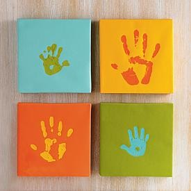 håndavtrykk på bilde