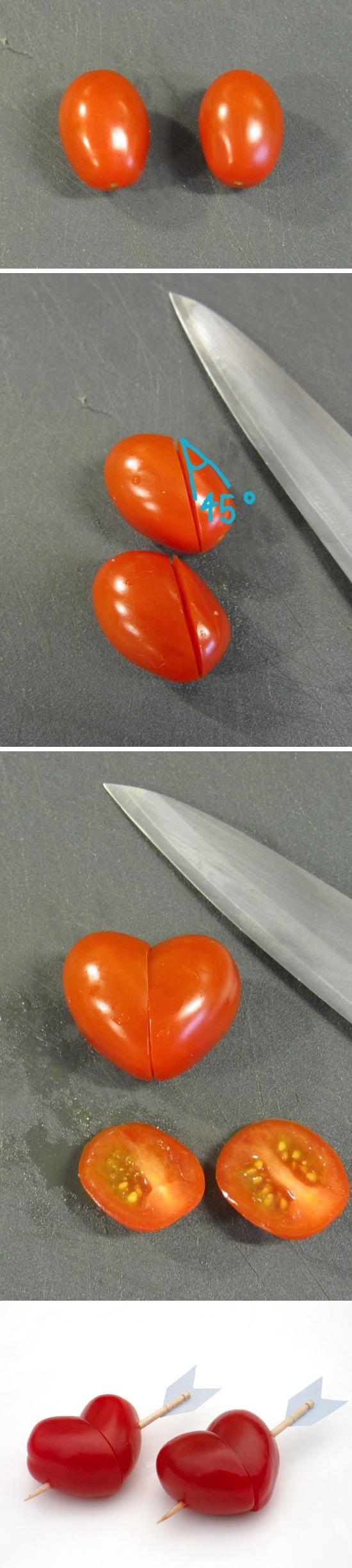 hjertetomater