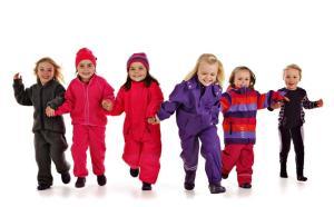 barnehageklær fotoshoot