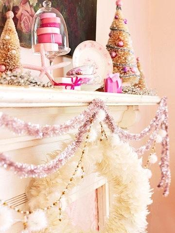 Julepynt pastell 1
