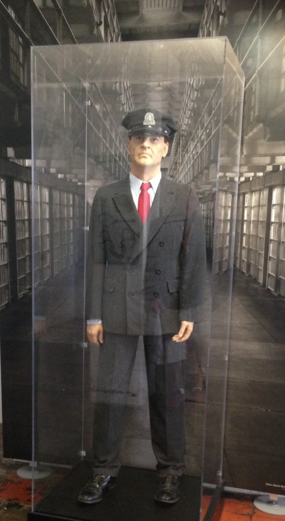 Datidens fangevokter Alcatraz