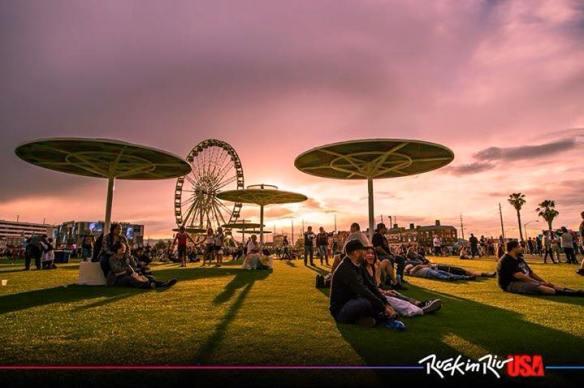Rock in Rio Las Vegas konsertområde