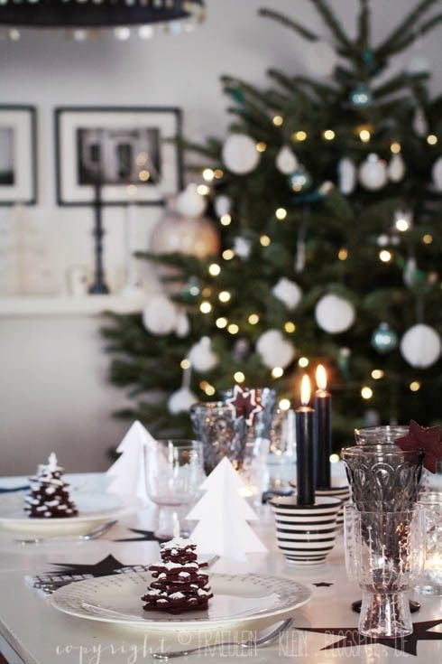 Juledekket bord 2