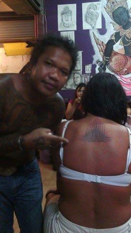 Tatovering Linda Koh Lipe 3
