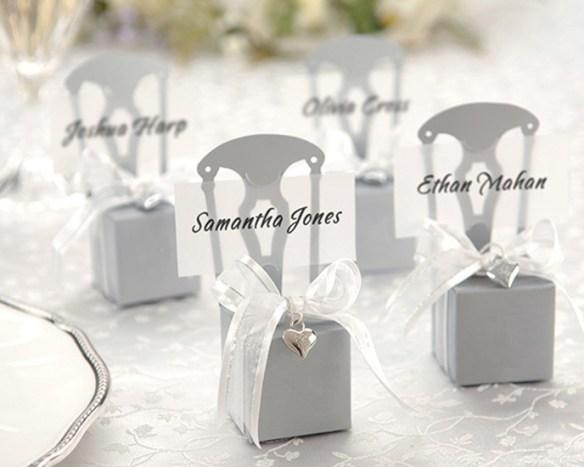 Bordkort gaveeske bryllup jubileum konfirmasjon valentine