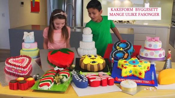 bakeform kakeform miljøbilde