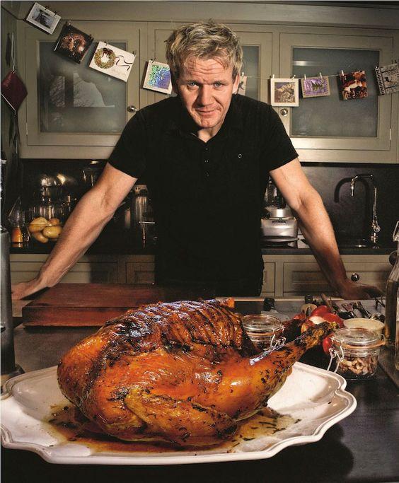 Gordon ramsey christmas turkey beste kalkun oppskrift