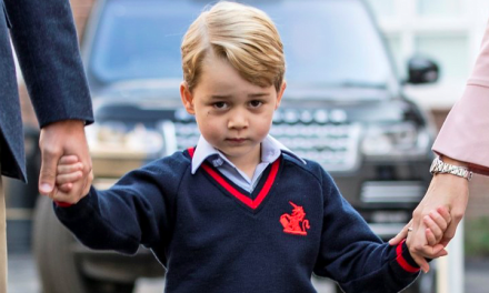 How Dance Will Make Prince George Fit To Be King