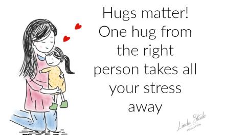 Hug Like A Child