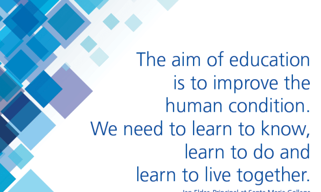 What Does It Mean To Be Educated?