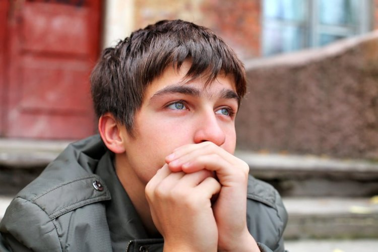 Causes of teen anxiety