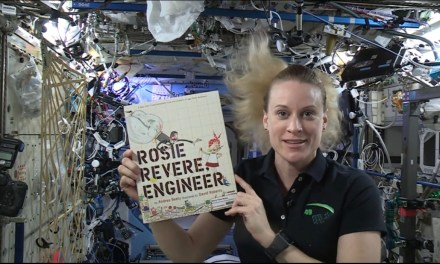 Stories From Space: Cool Program Getting Kids Into Science