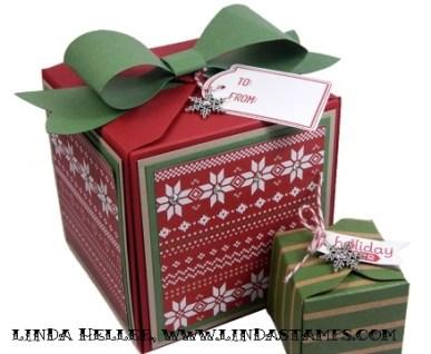 gift box Linda Heller