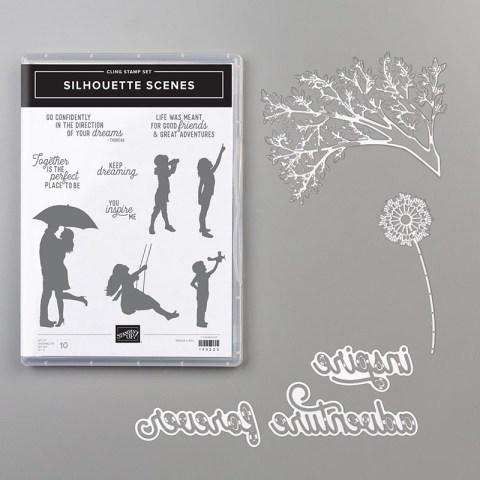 silouette scenes