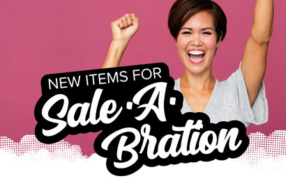 5 New Freebies for Sale-A-Bration 2nd Release Start today!