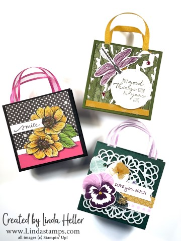 Video:  Post-It Note Totes