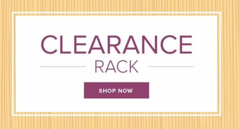 New Deals on the Clearance Rack!