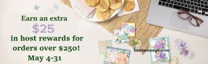 New Stampin' Up Annual Catalog Begins May 4th!