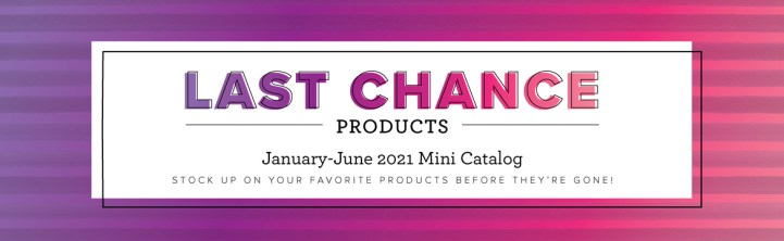 Big Sale on Retiring Mini Catalog Items AND new Kits debut today…..