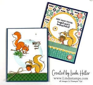Video:  Nuts About You!  Holiday Catalog Sneak Peek