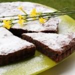 Kabaču un šokolādes kūka
