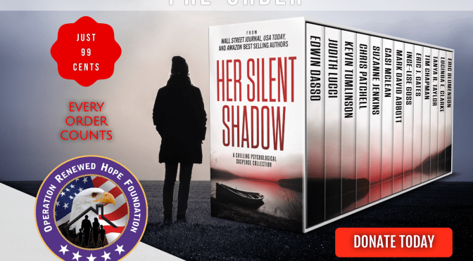 New Release: Her Silent Shadow (A Gripping Psychological Suspense Collection)