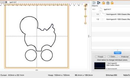 Creating an Applique Template with Embrilliance Essentials