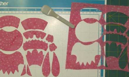 Tips for Cutting Fabric Appliques with the Brother Scan n Cut