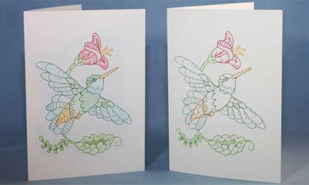 15 Top Tips for Perfect Machine Embroidery on Paper