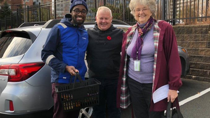 Ride-along with the amazing volunteers with Halifax Meals on Wheels