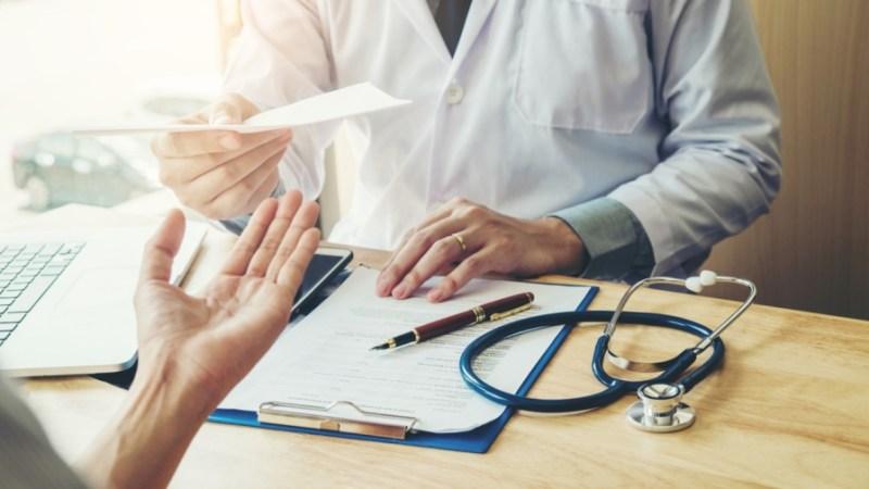 Vertretungsärztin