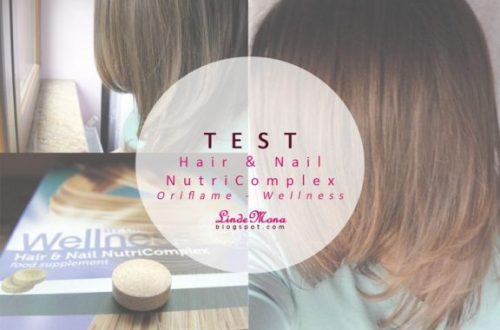 TEST – start: Hair & Nail NutriComplex Oriflame