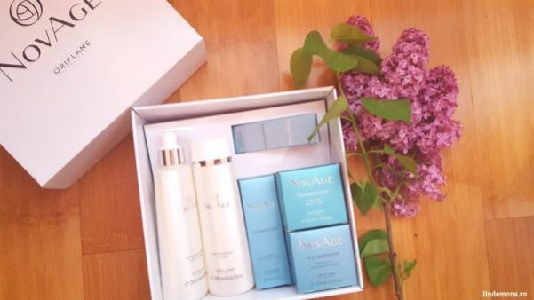 Set NovAge True Perfection cod 28970 Oriflame