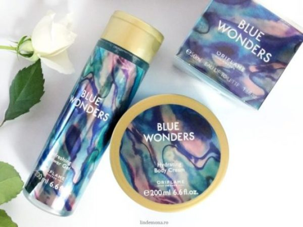 Set Blue Wonder oriflame