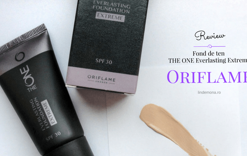 Review fond de ten the one everlasting extreme oriflame