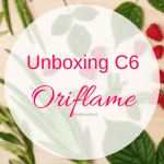 Unboxing Oriflame C6 2017