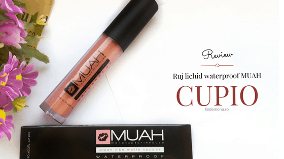Review lichid waterproof Muah Cupio