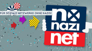 No Nazi Net Amadeo Antonio Stiftung Logo