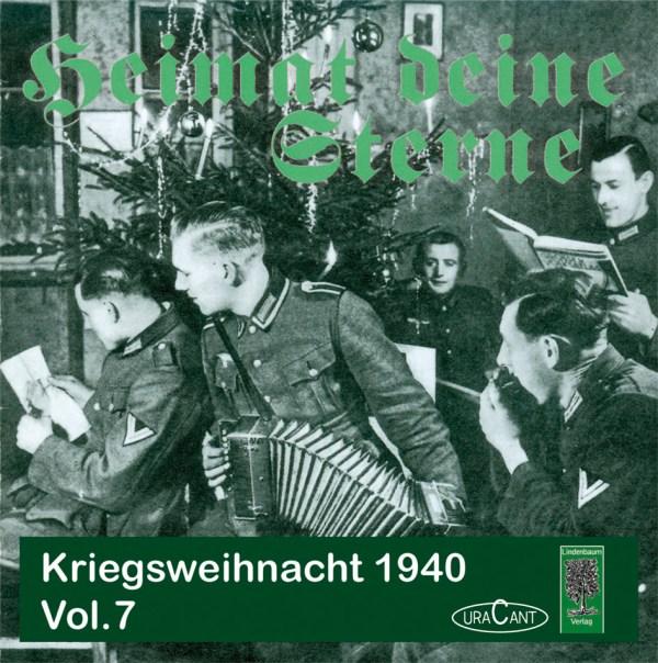 Heimat, deine Sterne, Vol. 7: Weihnachtslieder für die Wehrmacht 1940